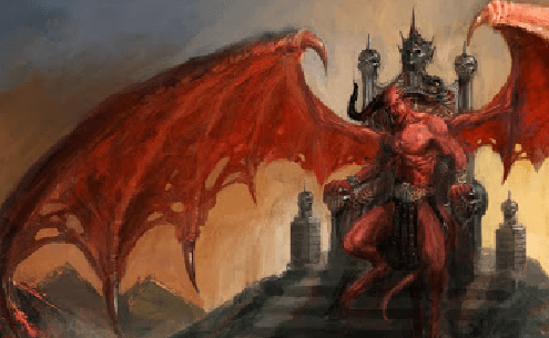 great satanic reset