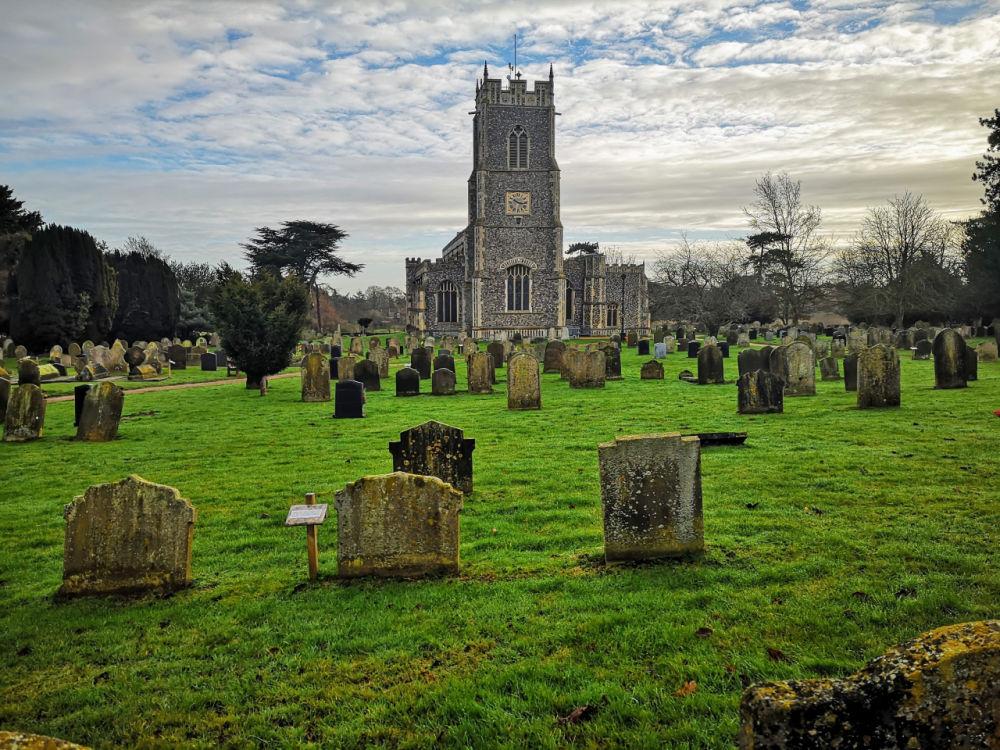 loddon church norfolk uk