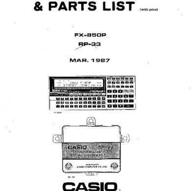 Casio Fx-850p Service Manual.pdf [8lyz8k447eqd]