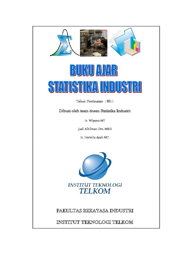 Download Buku Statistika Pdf : download, statistika, Download, Statistika, Industri(1), [dmqekpjo1pq5]