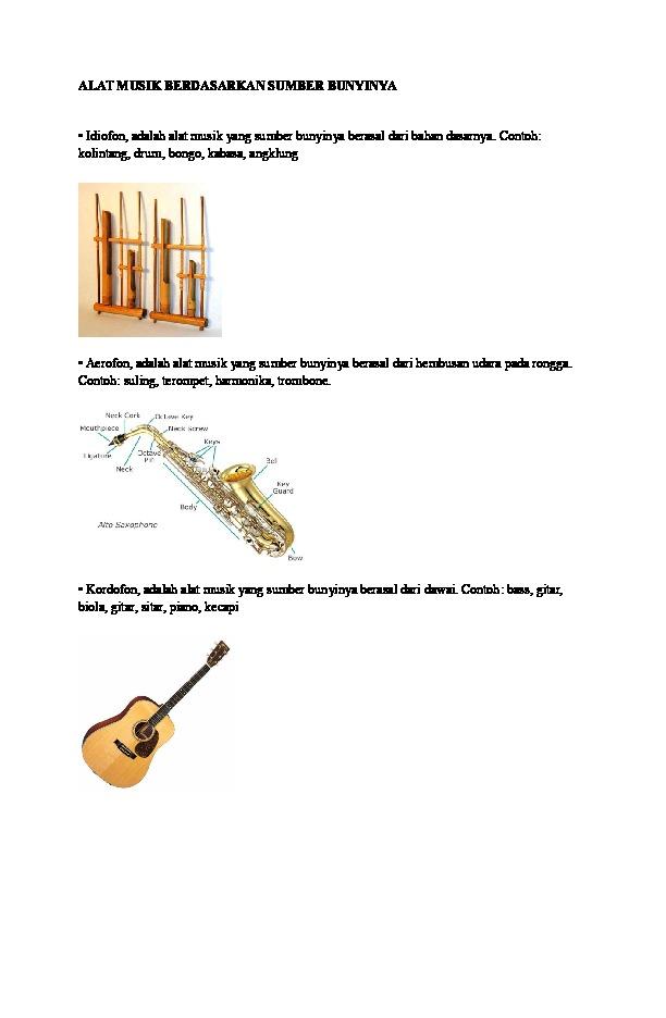 Contoh Alat Musik Idiofon : contoh, musik, idiofon, Download, Musik, Berdasarkan, Sumber, Bunyinya, [nl2po2mjk708]