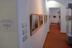 Ursula Meissner im Kunstmuseum Solingen - Foto: Michael Mahlke