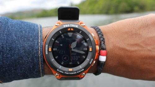 Casio Pro Trek Android Akıllı Saat