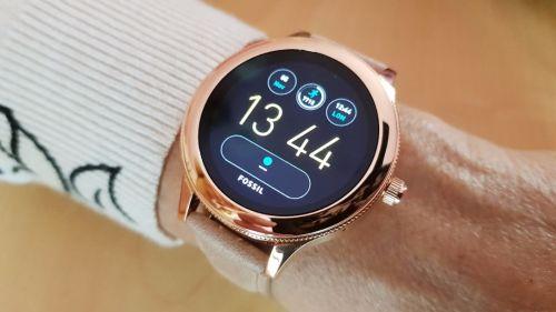 Fossil Q Venture Android Akıllı Saat