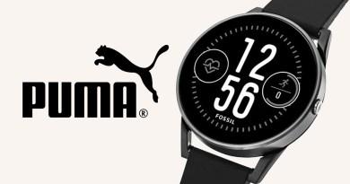 Puma - Fossil İşbirliği ve Puma Akıllı Saatler