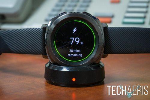 Samsung Gear Sport Akıllı Saat Şarj