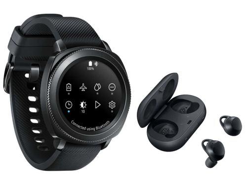 Samsung Gear Sport Akıllı Saat Müzik