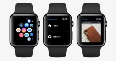 apple watch instagram uygulamasi artik yok