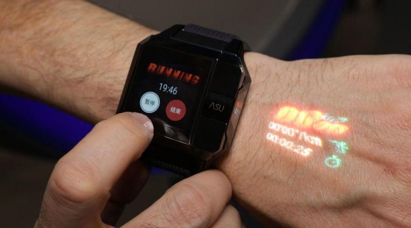 projektörlü akıllı saat haier asu