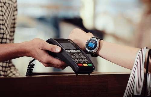Samsung Gear S3 NFC Ödeme