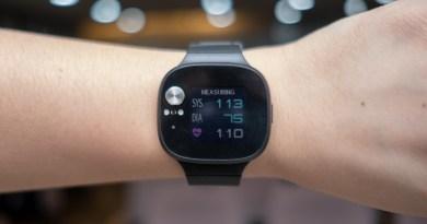 Asus Vivowatch BP Akıllı Saat