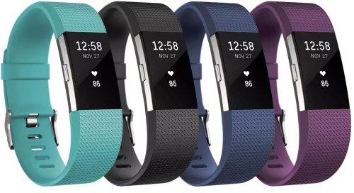 Fitbit Charge 2 Akıllı Bileklik