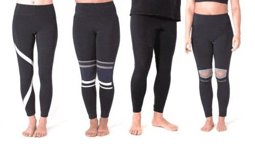 Nadi X Akıllı Yoga Pantalonu Tasarım