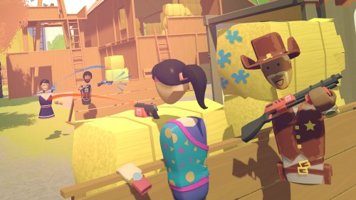 Rec Room HTC Vive