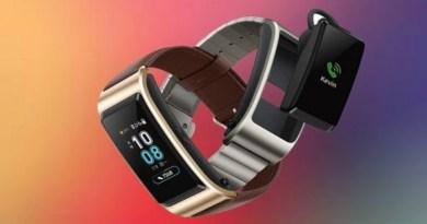 Huawei Talkband B5 Akıllı Bileklik