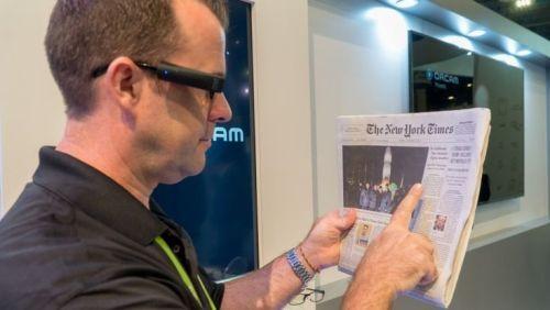 OrCam MyEye 2.0 Akıllı Gözlük