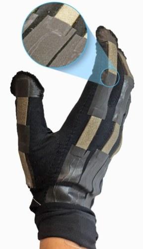 Shieldex Giyilebilir Sensörler