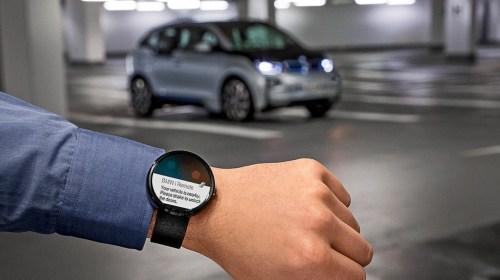BMW Akıllı Saat Fossil