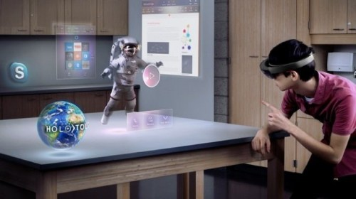 HoloLens 2 AR Gözlük Özellikleri