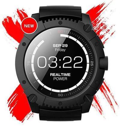 Matrix Powerwatch X Akıllı Saat