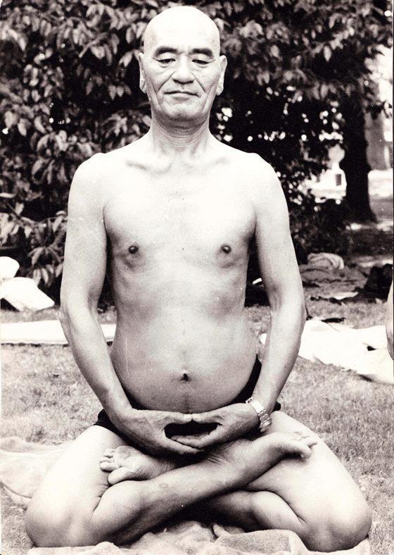Taisen Deshimaru, in memoriam