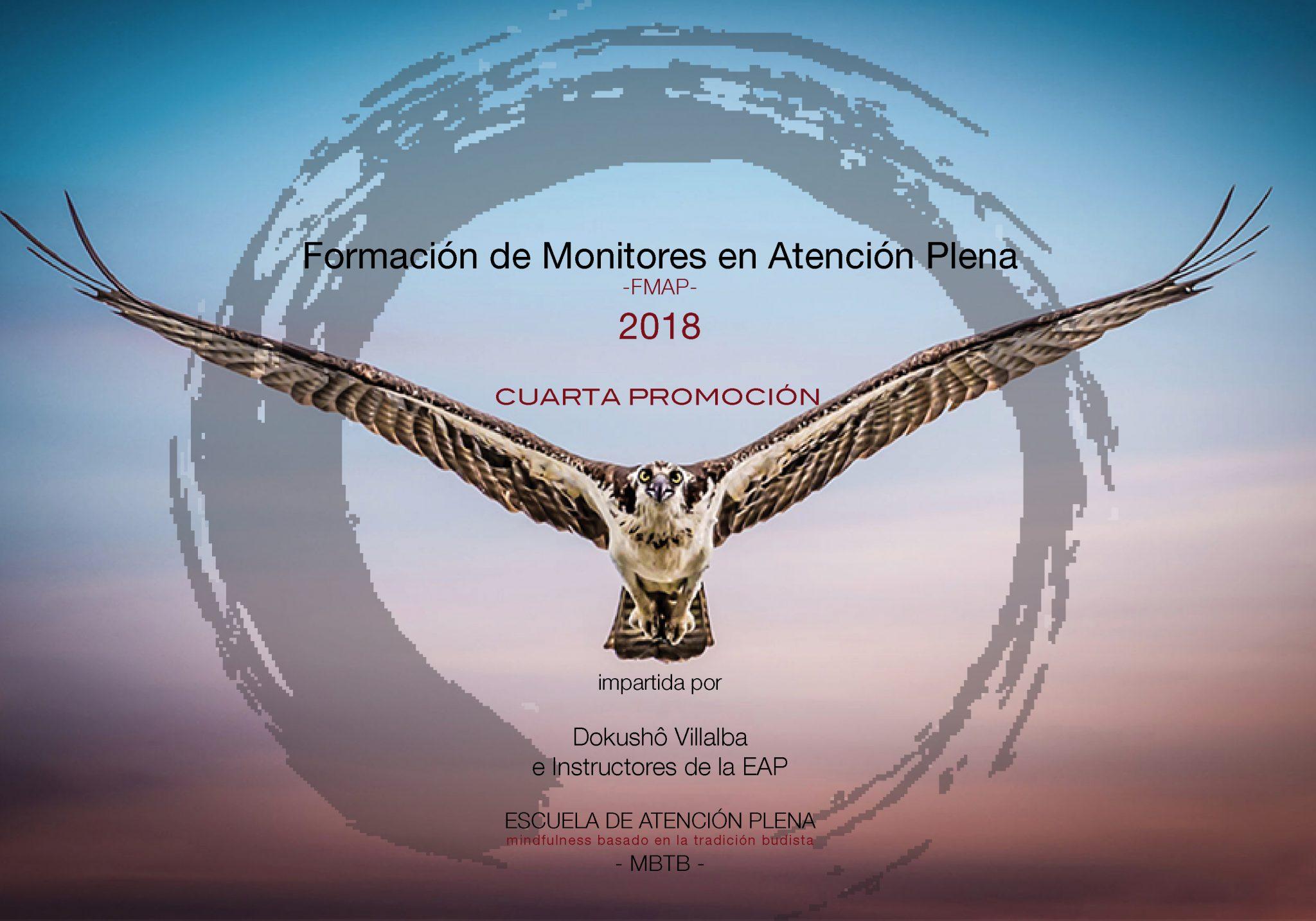 Formación de Monitores de Atención Plena 2018