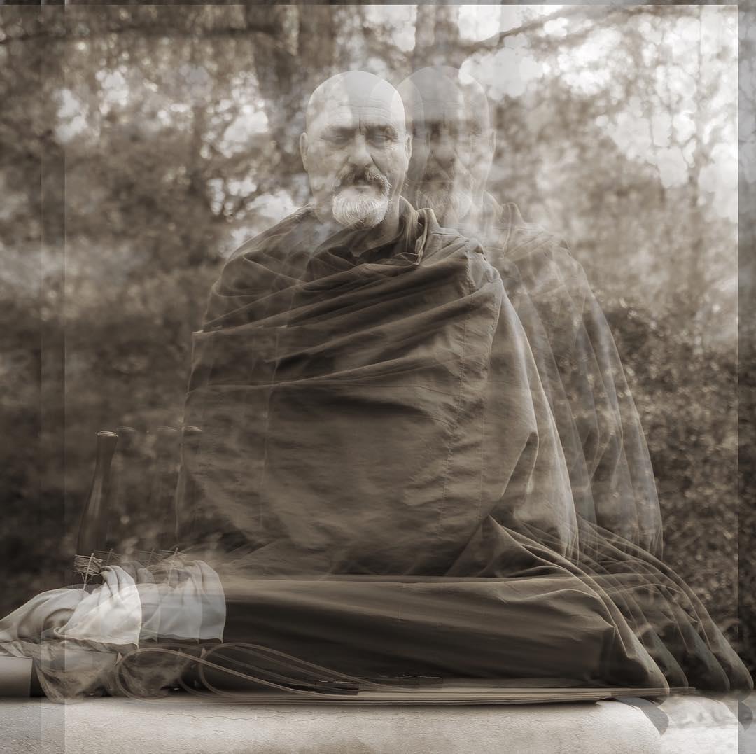 Los tres cuerpos del Buda