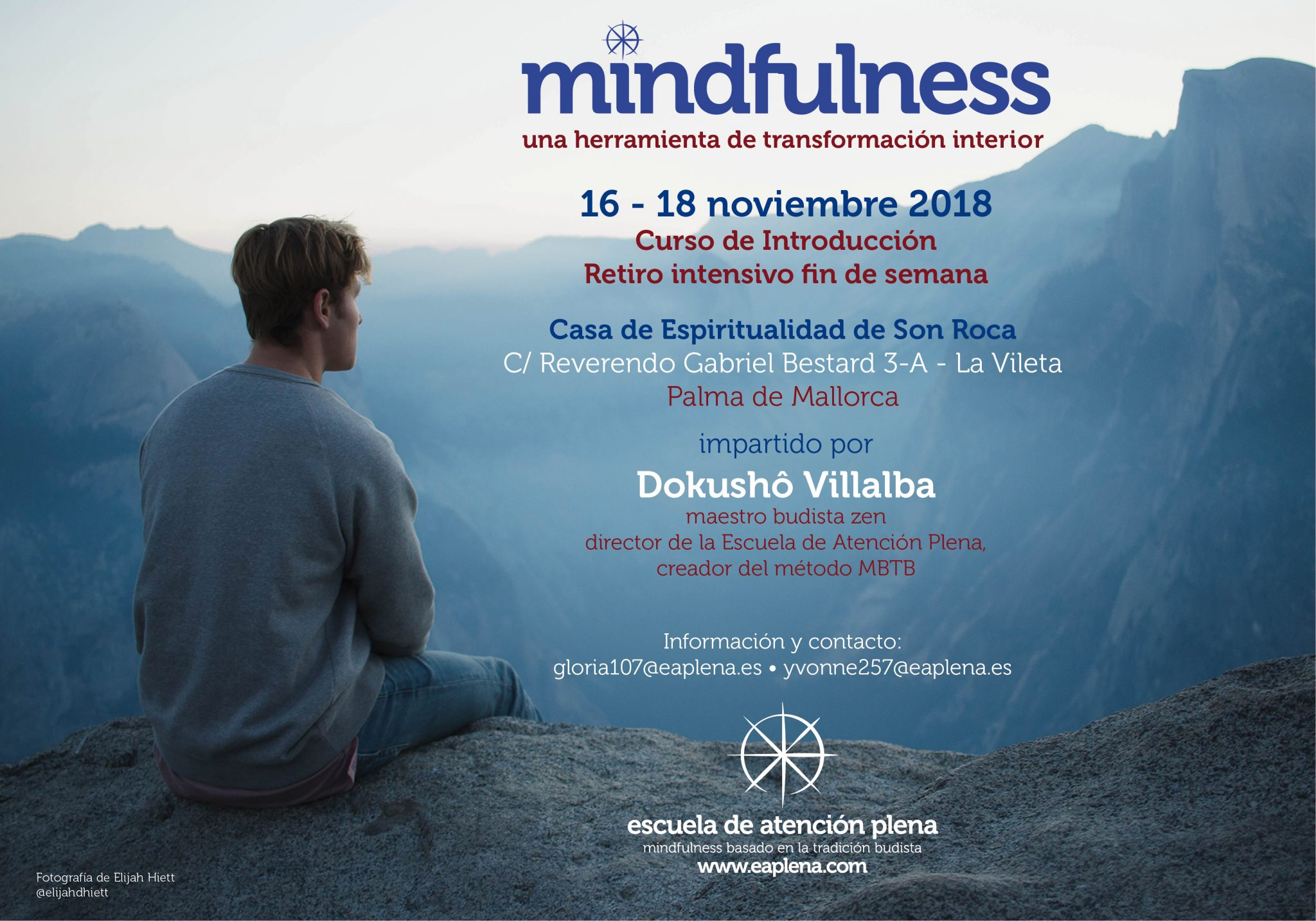 Mindfulness en Palma de Mallorca