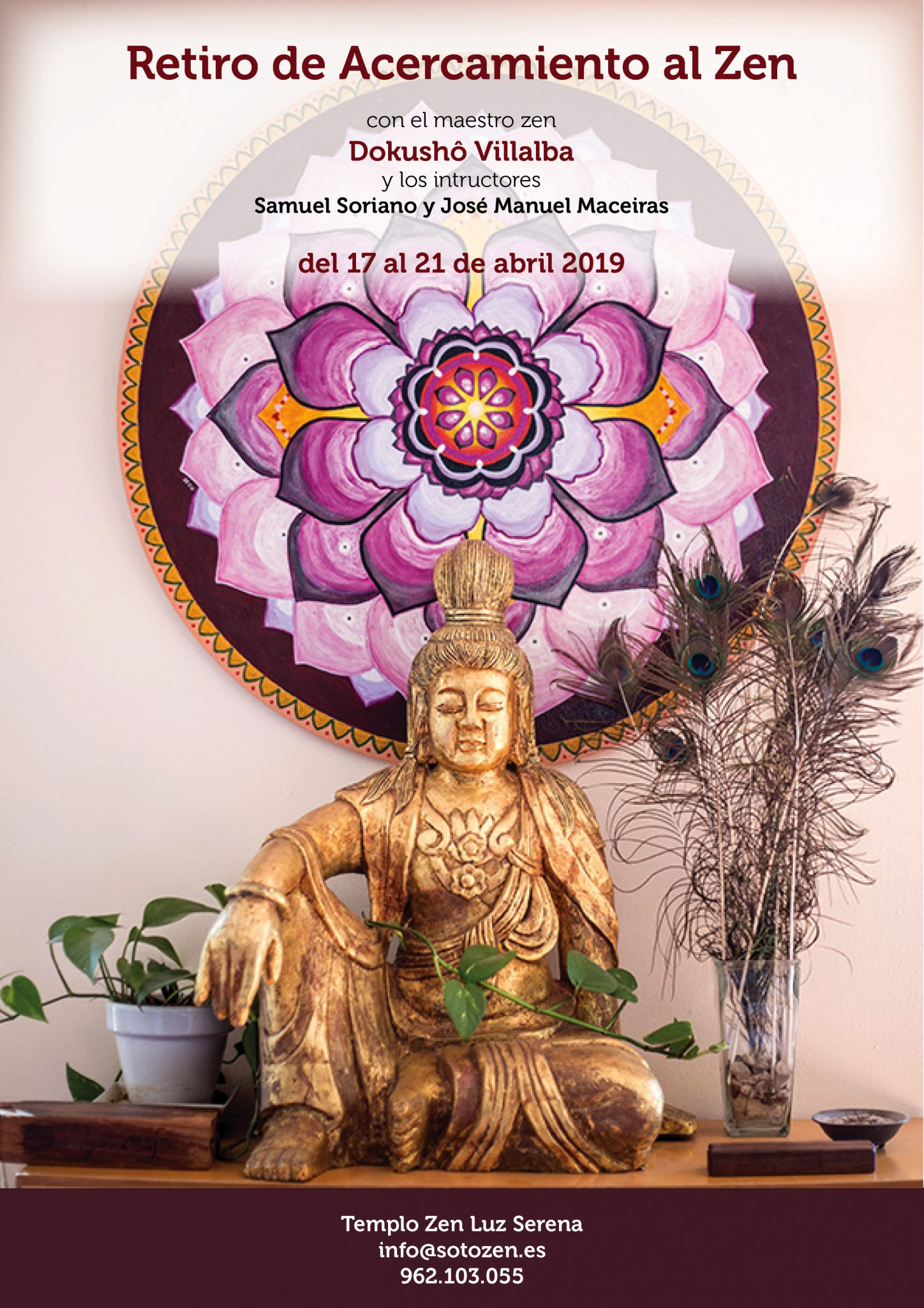 Retiro de acercamiento al Zen