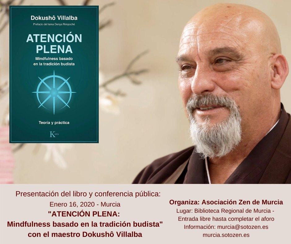 Zen en Murcia, enero 2020