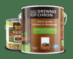 Drewnochron – Impregnat Express
