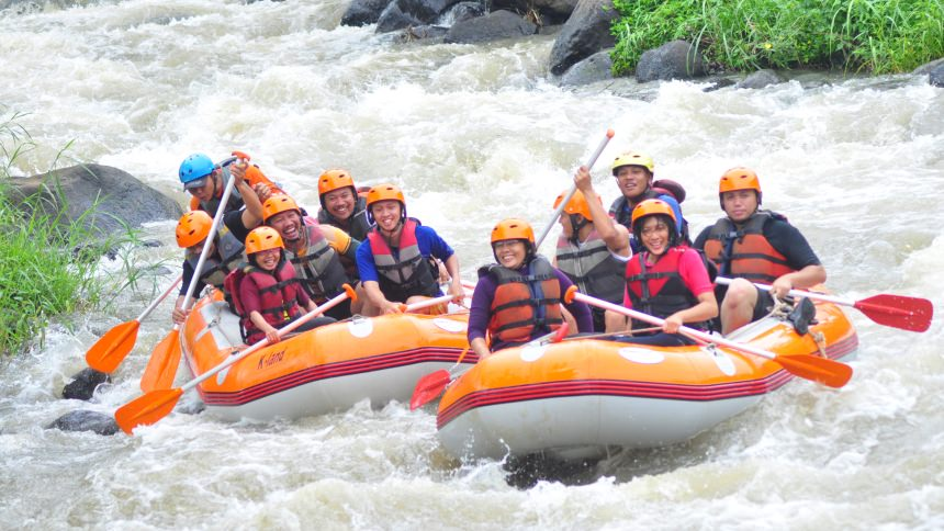 Kasembon Rafting Cover