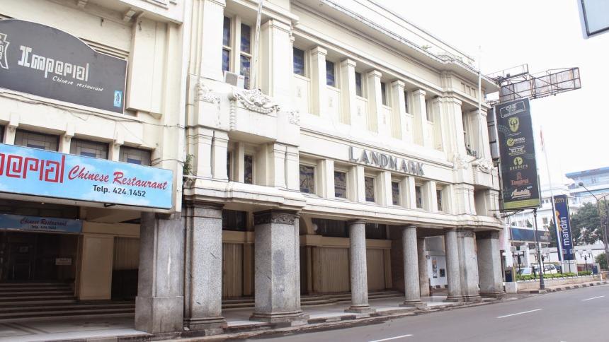 Gedung Landmark Jalan Braga