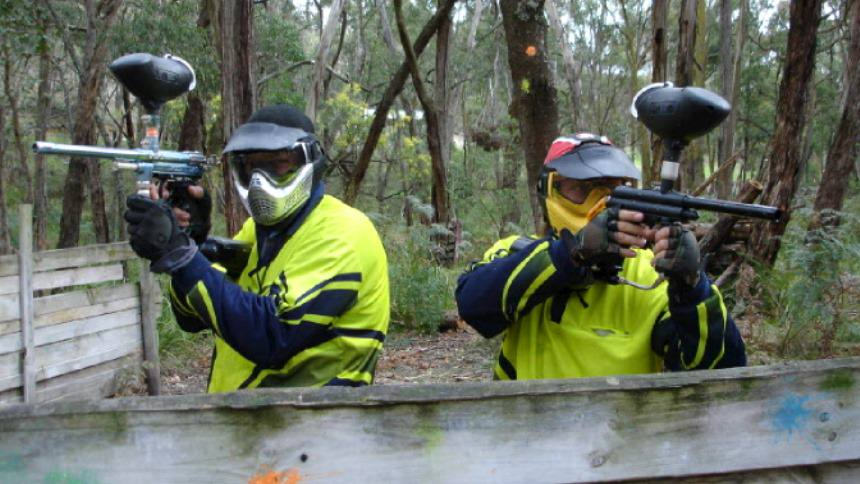 Kasembon Paintball
