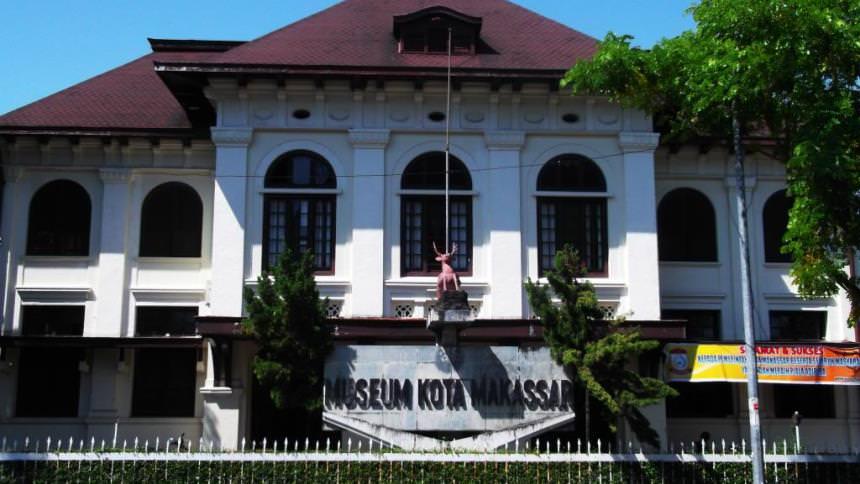 Museum Kota Makassar Museum Kota Makassar - Dolan Dolen