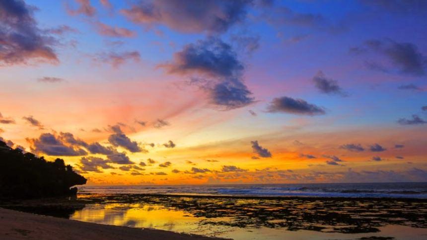 Pantai Sundak Sunrise Pantai Sundak Sunrise - Dolan Dolen