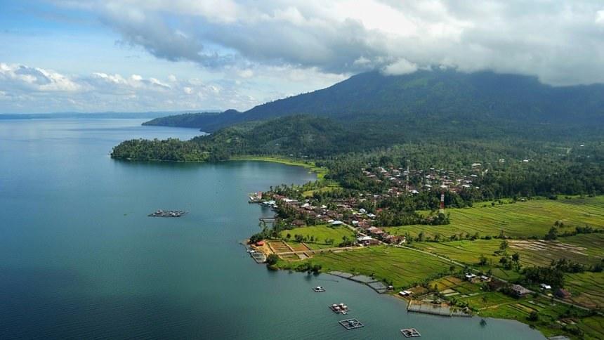 Danau Ranau Danau Ranau Lampung - Dolan Dolen