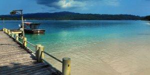 Menjelajahi Pulau Peucang di Banten Menjelajahi Pulau Peucang di Banten - Dolan Dolen