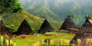 Wae Rebo Desa Menakjubkan yang Mendunia