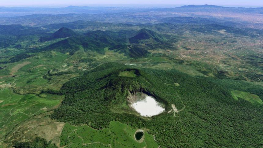 Gunung Patuha Gunung Patuha - Dolan Dolen