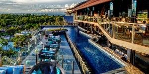 5 Rooftop Bar Terbaik di Bali