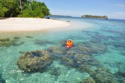 Snorkeling Pulau Banyak