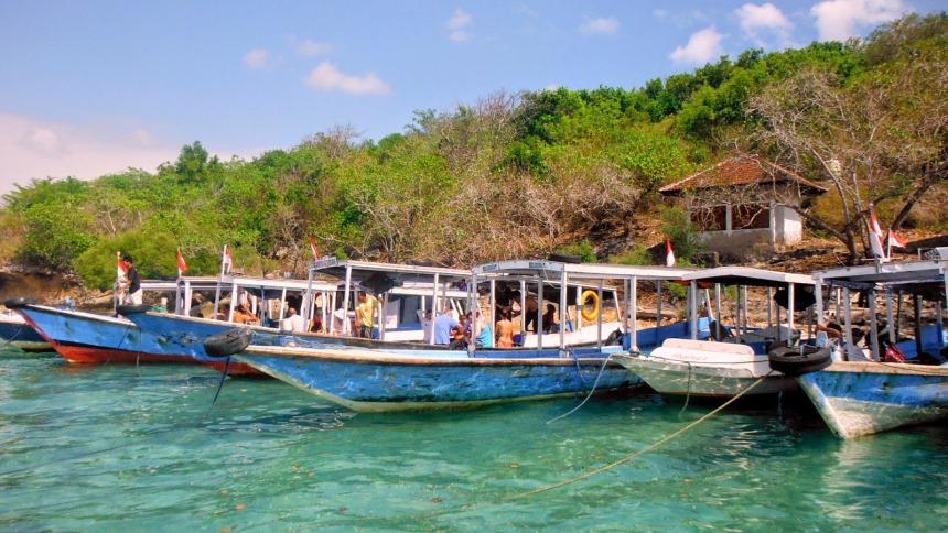 Dermaga Pulau Menjangan Dermaga Pulau Menjangan - Dolan Dolen
