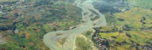 Sungai Alas yang Menantang Menyerupai Sungai Amazon