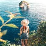 Banah Cliff, Nusa Penida