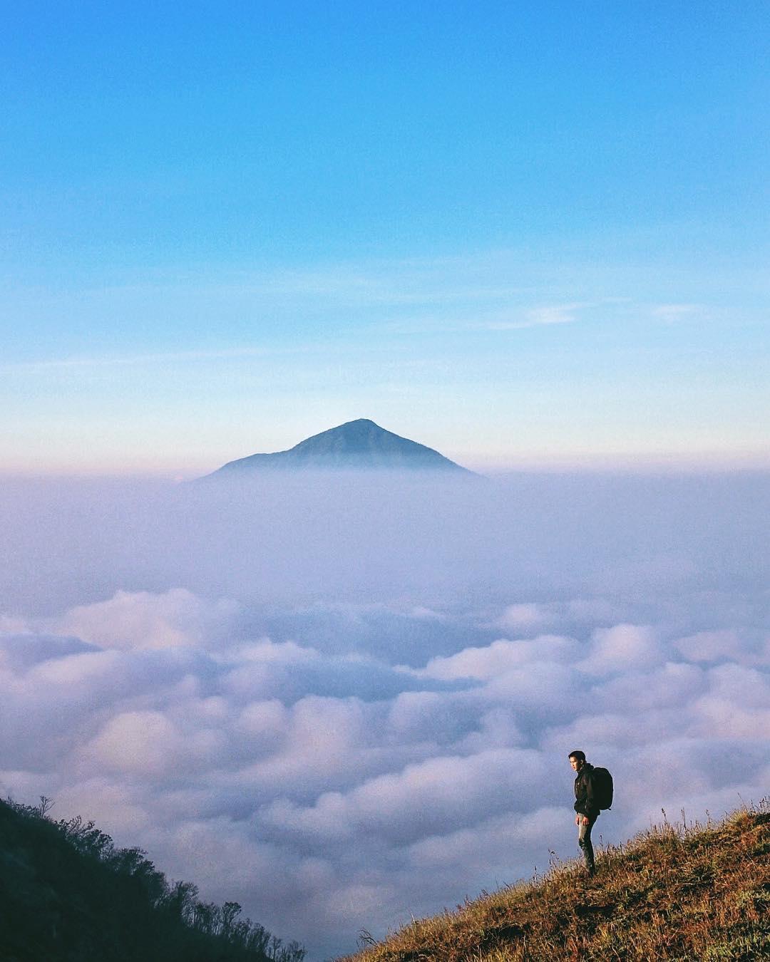 Gunung Guntur, Garut, Jawa Barat - Indonesia Gunung Guntur by Khaerudin Dolaners - Dolan Dolen