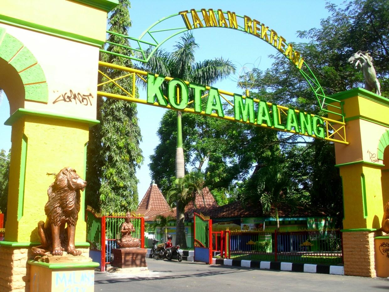 Taman Kota Malang, Malang, Malang Raya, Dolan Dolen, Dolaners Taman Kota Malang via zadinda - Dolan Dolen
