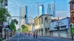 Jalan Tunjungan, Jalan Tunjungan Surabaya, Surabaya, Kota Surabaya, Dolan Dolen, Dolaners