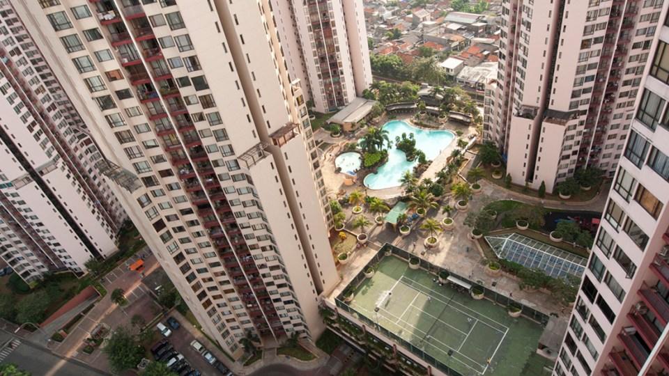 Apartemen Rasuna, Apartemen Rasuna Jakarta, Jakarta, Dolan Dolen, Dolaners Apartemen Rasuna via ganti - Dolan Dolen
