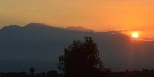 Gunung Sari Sunset Malang via winartie